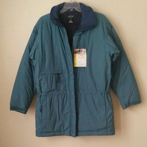 Patagonia jacket/coat pullover puff long sleeve S